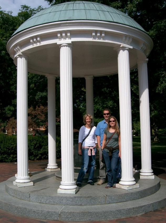 UNC Chapel Hill, Source of UNC
